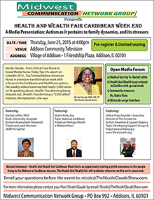 The Health and Wealth Fair Caribbean Weekend